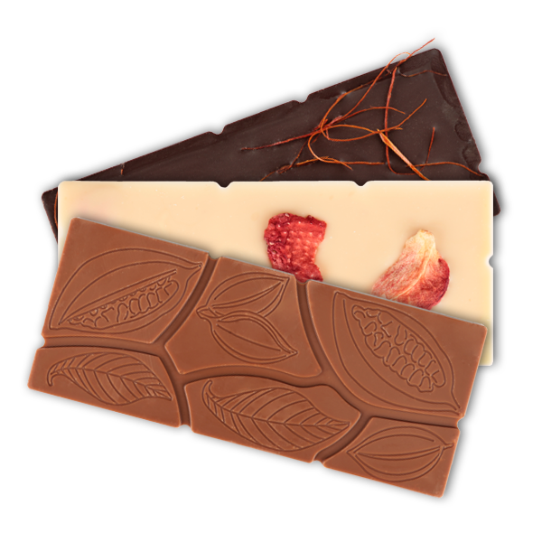 Schokoladen-Minitafeln